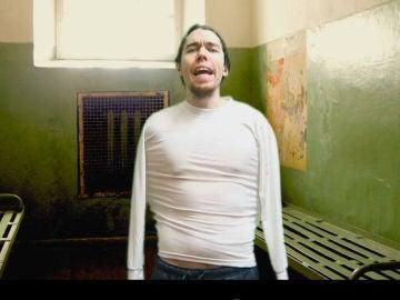 Zorman en uno de sus vídeos