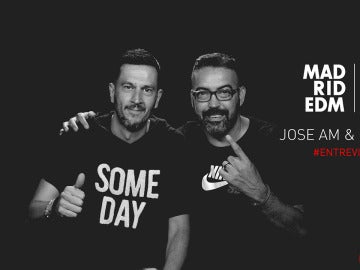 Jose AM & DJ Neil - Entrevista - Madrid EDM TV