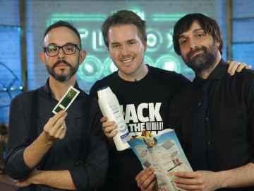 Javier Ruescas visita 'Lo del Floox Show'