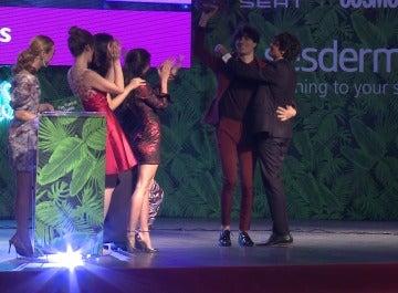 Premio 'Cosmo Love' para la mejor serie revelación: Paquita Salas