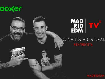 DJ Neil entrevista a Ed Is Dead