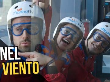 Roomies - Volamos en el 'Madrid Fly'