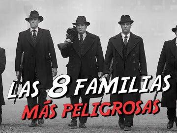 8cho - LAS 8 FAMILIAS MÁS PELIGROSAS DEL MUNDO