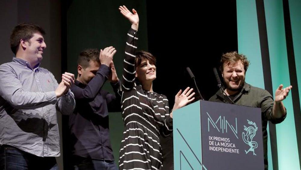 Flooxer, plataforma oficial de los Premios MIN 2018