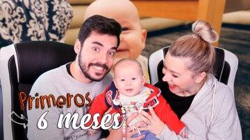 Mientras los niños duermen | Los primeros 6 meses de nuestro bebé | Familia Carameluchi, Nohemi García, Fran Ciaro