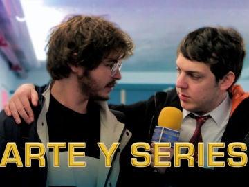 Noticias de Actualidad: Arte y Series