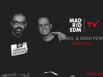 DJ Neil entrevista a David Penn en Madrid EDM