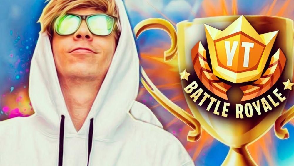 Torneo de Fortnite de ElRubius