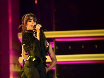 Camila Cabello en concierto