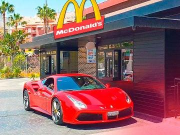 Logan G | Ferrari