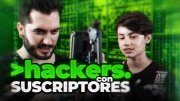 Flooxer | SQUAD - Hackers con suscriptores | Parte 2 - Wismichu