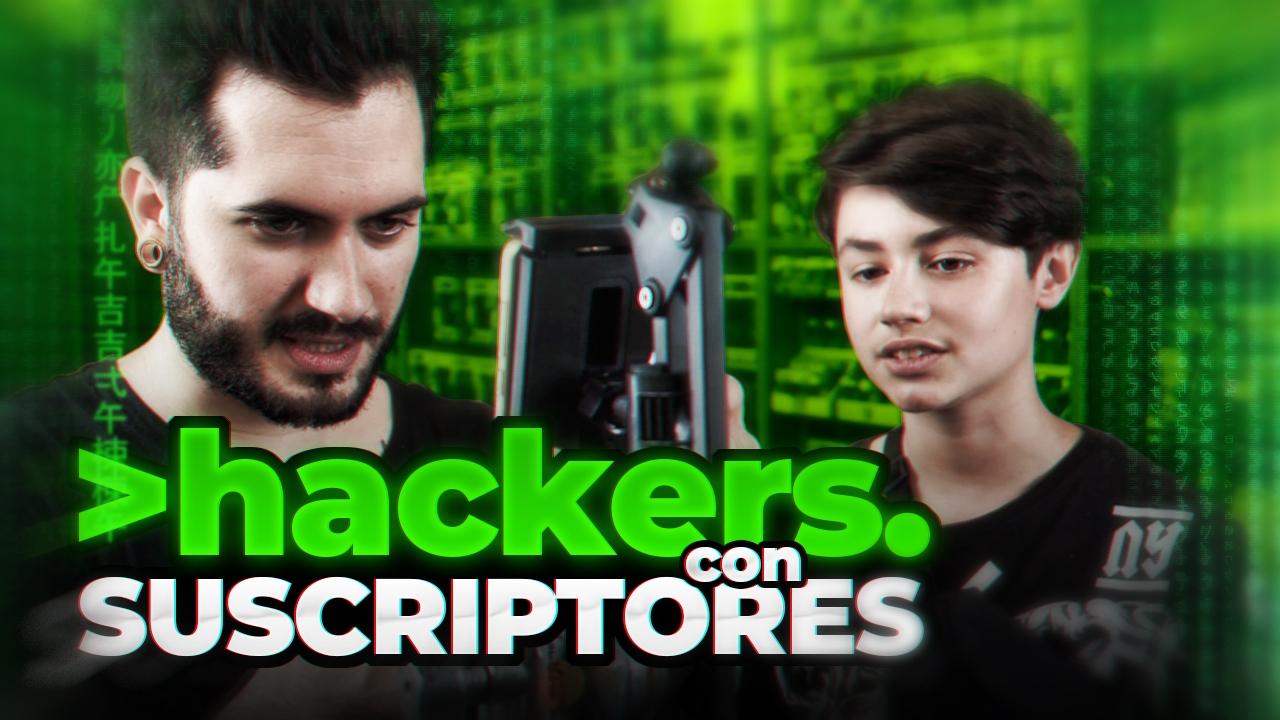 Flooxer   SQUAD - Hackers con suscriptores   Parte 2 - Wismichu