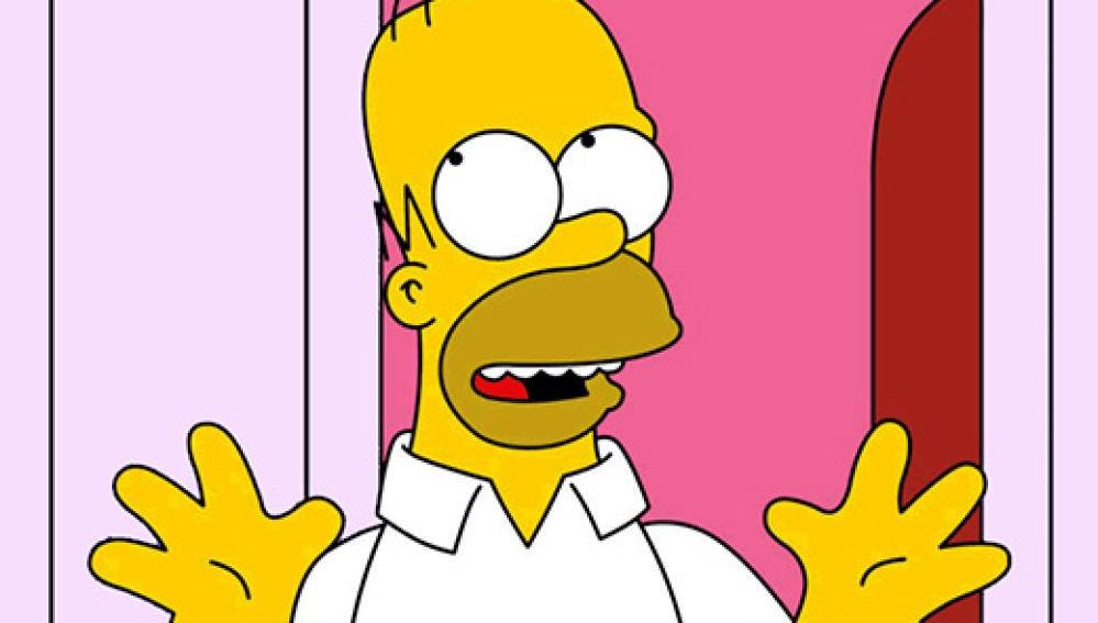 Homer Simpson, un calvo ilustre
