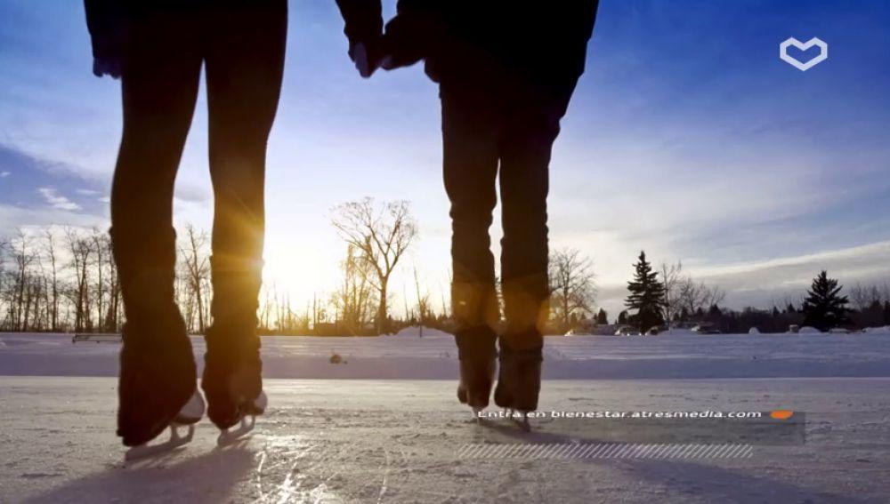 Los beneficios del patinaje sobre hielo