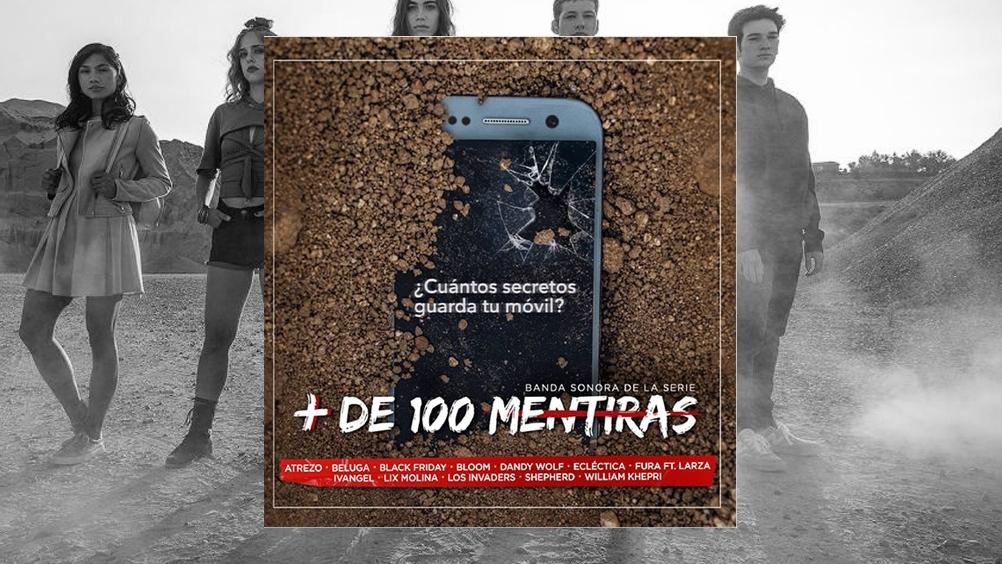 Sale a la venta la Banda Sonora de 'Más de 100 Mentiras'