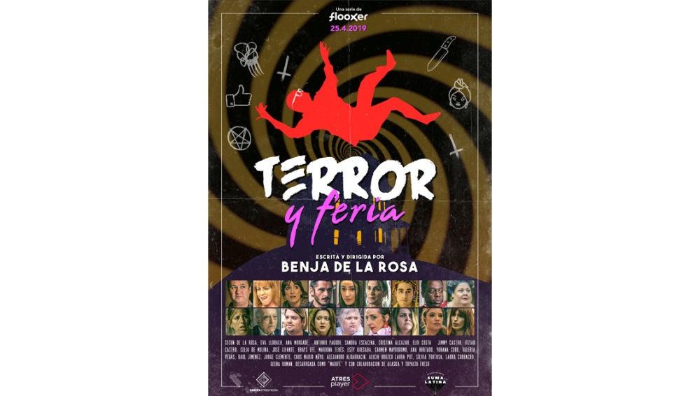 Póster de 'Terror y Feria'