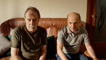 Ramón Barea y Ramón Aguirre en 'Gente hablando'