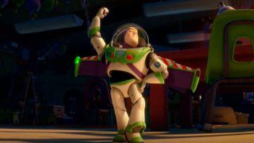 Buzz Lightyear en 'Toy Story 3' bailando flamenco