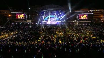 Festival de K-Pop en Corea