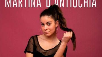 La youtuber Martina D'Antiochia publica su primer álbum: 'Emociones'