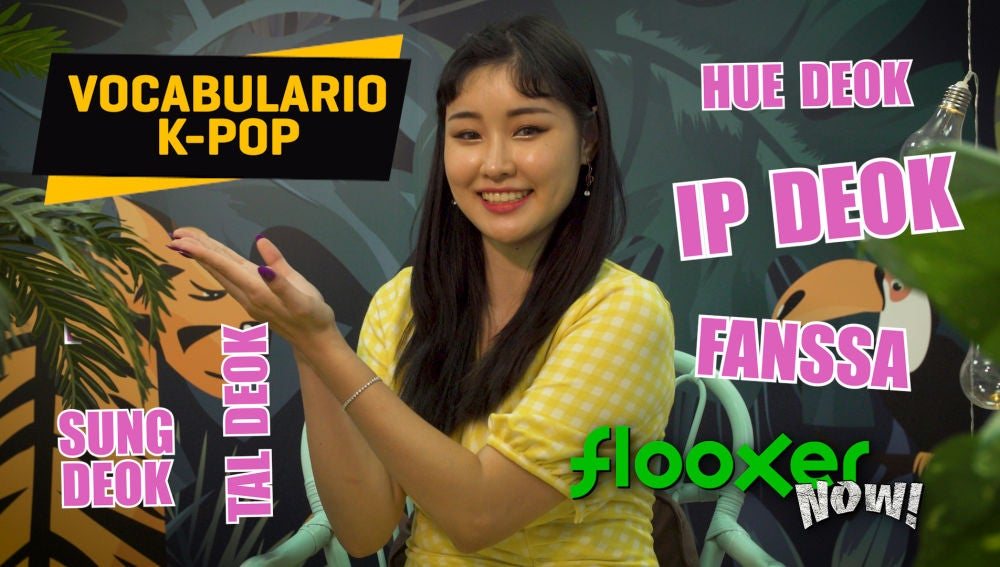 Vocabulario K-pop