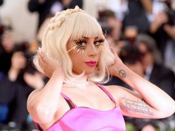 Lady Gaga en la gala MET 2019