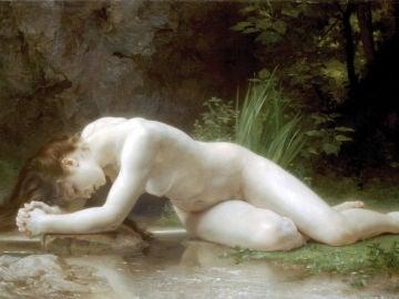 Un cuadro de William-Adolphe Bouguereau