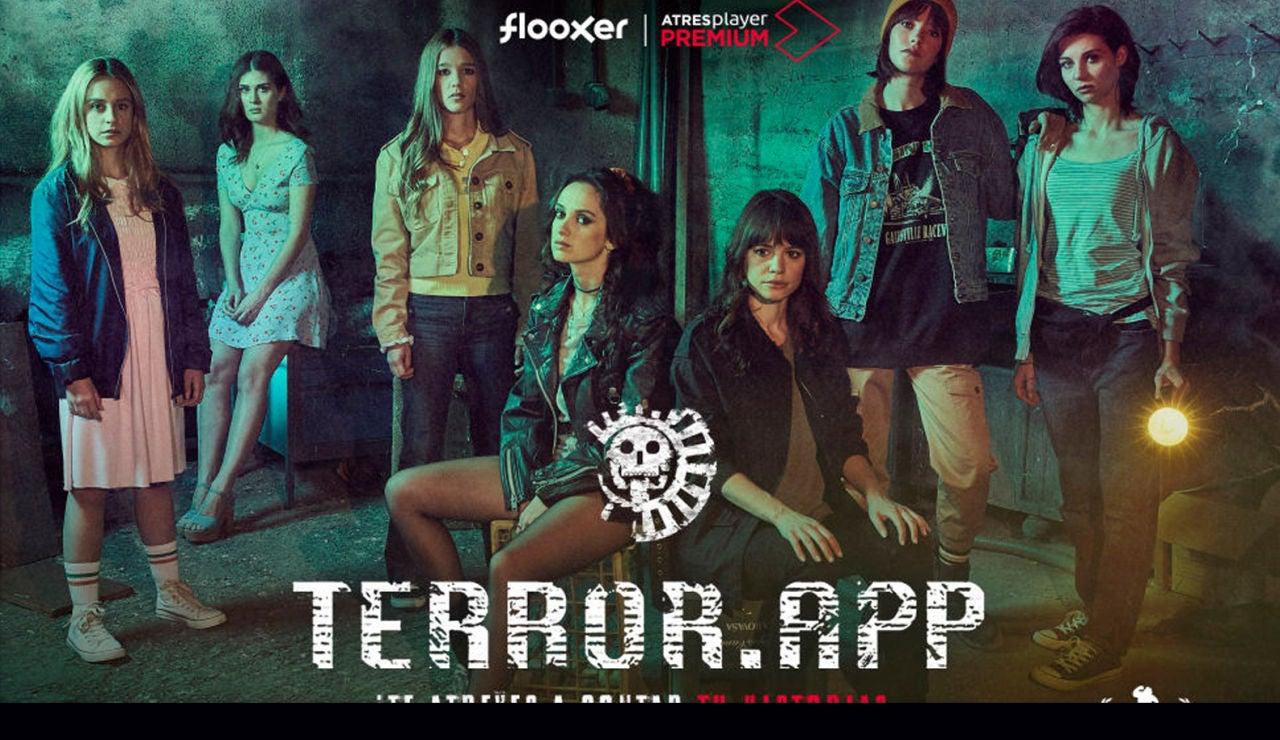 'Terror.app' en ATRESplayer PREMIUM super