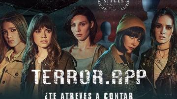 Terror.app (Row promocional)