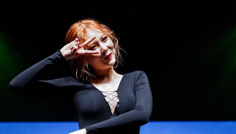 Hyuna regresa a primera plana