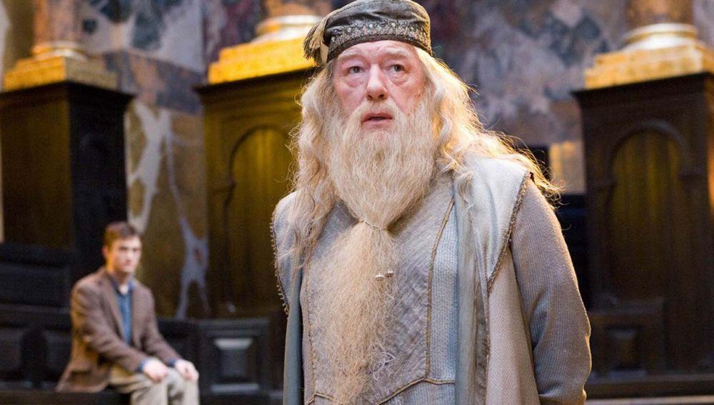 Dumbledore en 'Harry Potter'