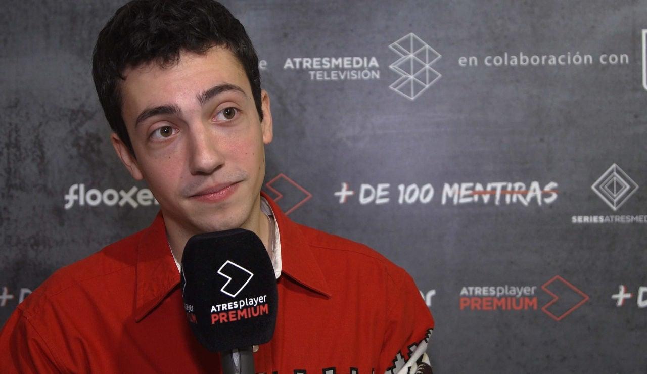 Jorge Clemente es Javi