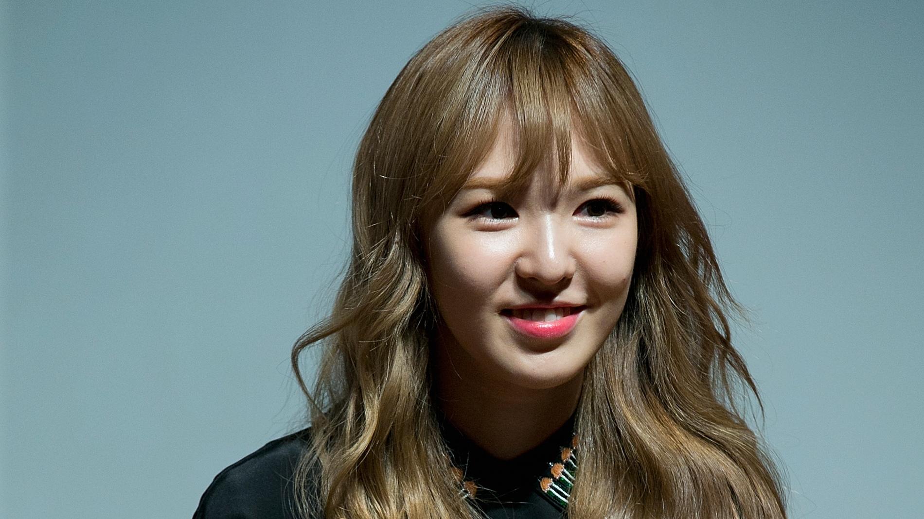 Wendy, del grupo K-pop Red Velvet