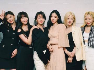 El grupo de K-pop Apink