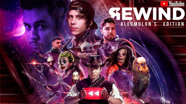 Portada del Rewind 2019 de Alecmolon