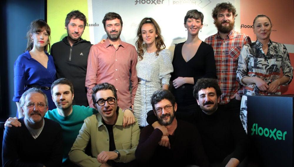 Flooxer presenta la segunda temporada de 'Gente hablando'