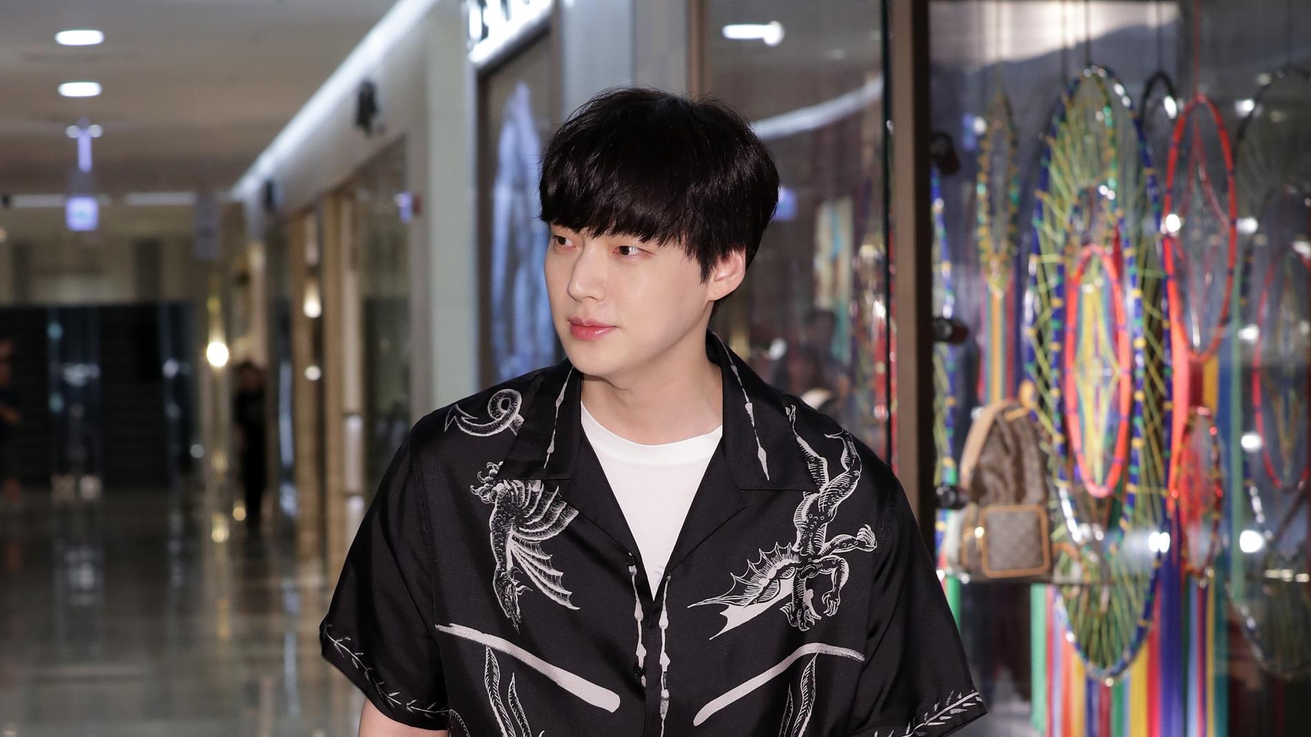 Ahn Jae Hyun no está en su mejor momento