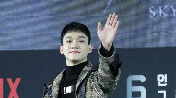 Chen, cantante del grupo EXO