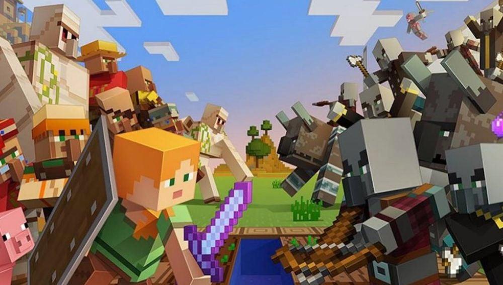 Minecraft sirve juego base para Karmaland