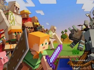 Minecraft sirve como juego base para Karmaland