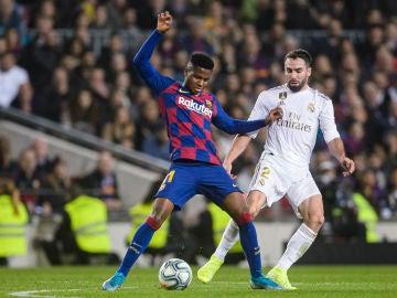 ¿Bailarán Ansu Fati o Carvajal si marcan un gol?