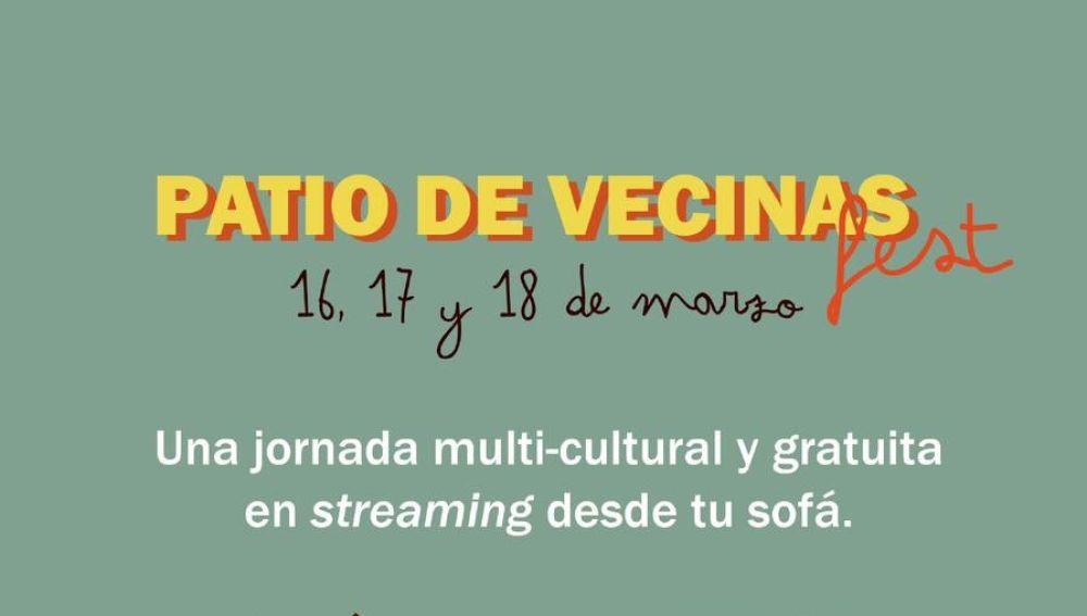 Patio de Vecinas Fest