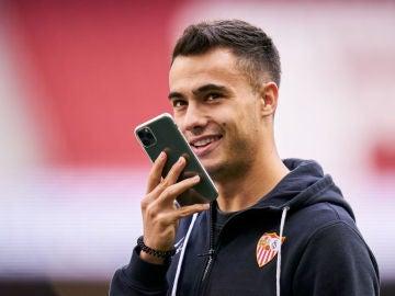 Sergio Reguilón, jugador del Sevilla FC