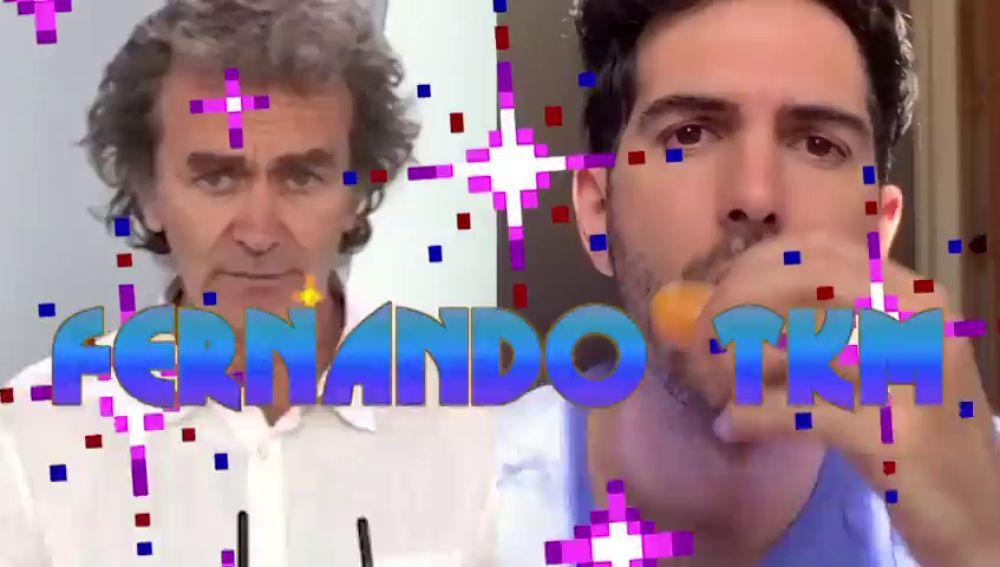 'Fernando TKM': La oda de amor a Fernando Simón que quiere convertirse en el nuevo 'Resistiré'
