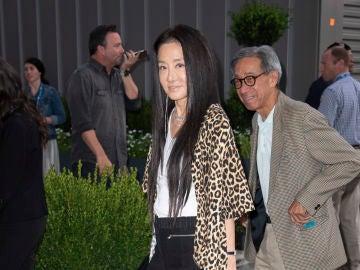 Vera Wang y su increíble físico