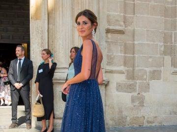 Mery Turiel en la boda de Rocio Osorno