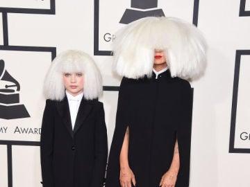 Maddie Ziegler y Sia