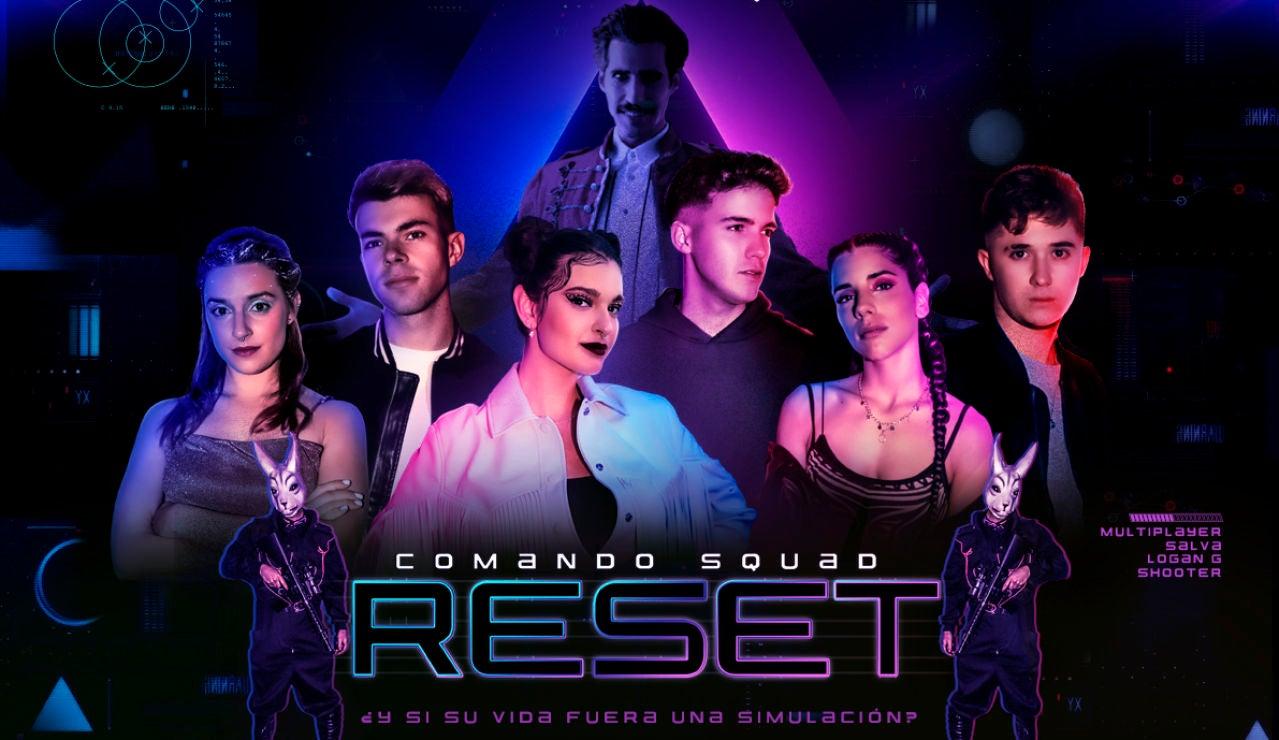 Comando Squad: Reset