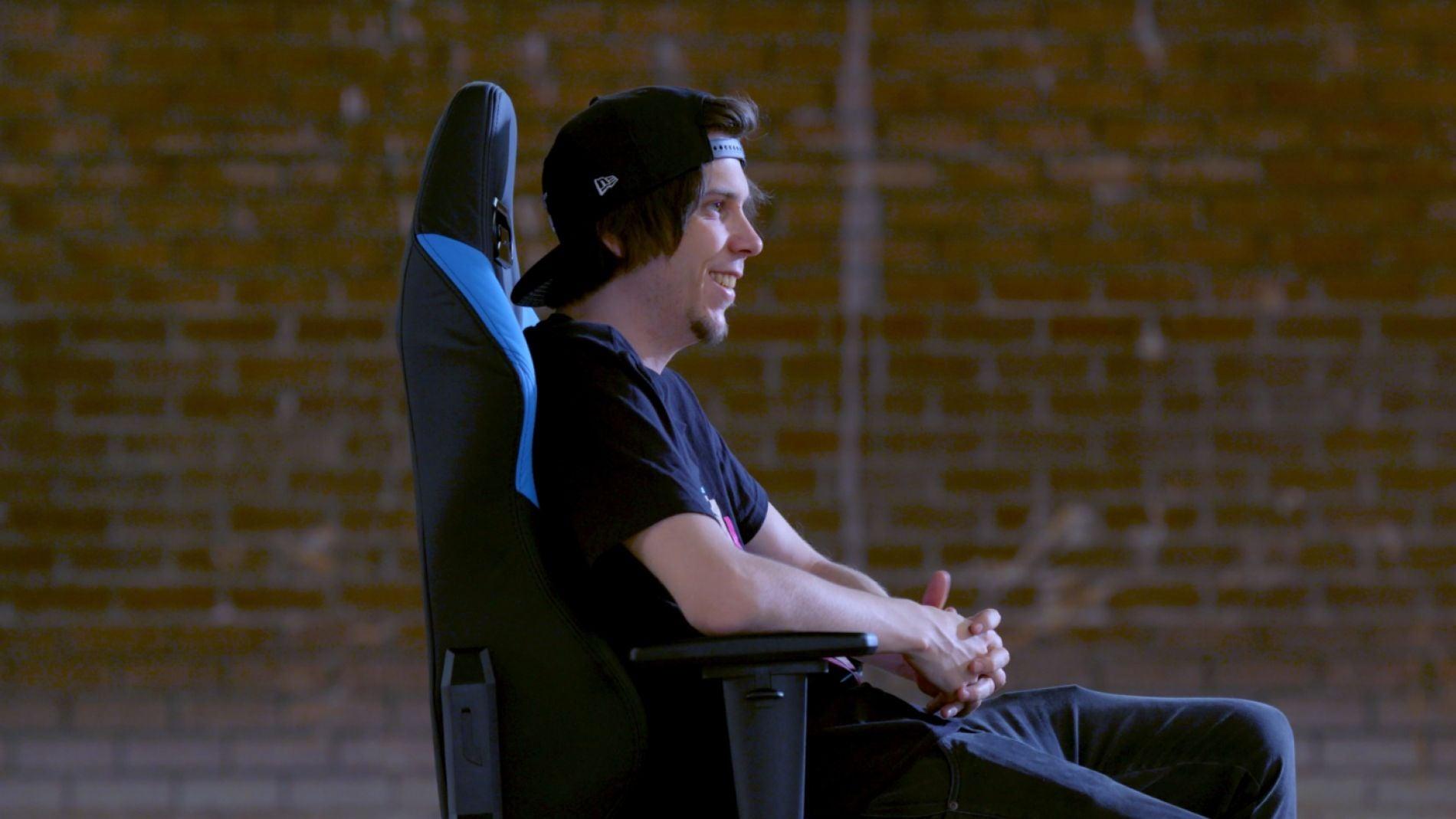 ElRubius, en una imagen de su documental