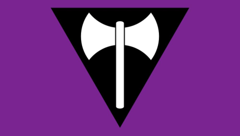 Bandera Lésbica